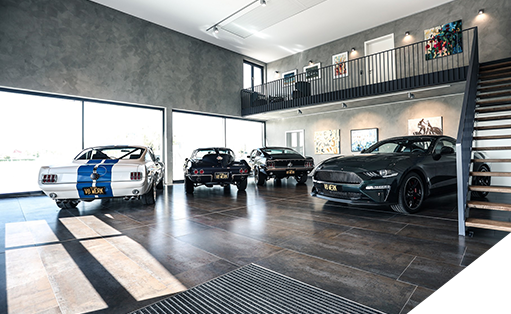 Im V8 Werk Pirna wartet Ihr Traumwagen: kaufen Sie bei uns Ford Mustang oder Chevrolet Corvette C1 / C2